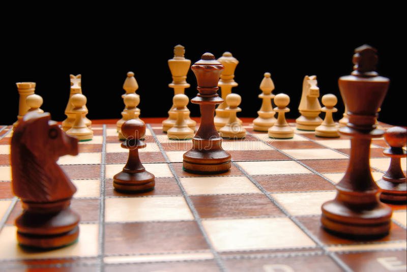 Download Chess stock image. Image of choice, chessboard, intelligence - 22715717