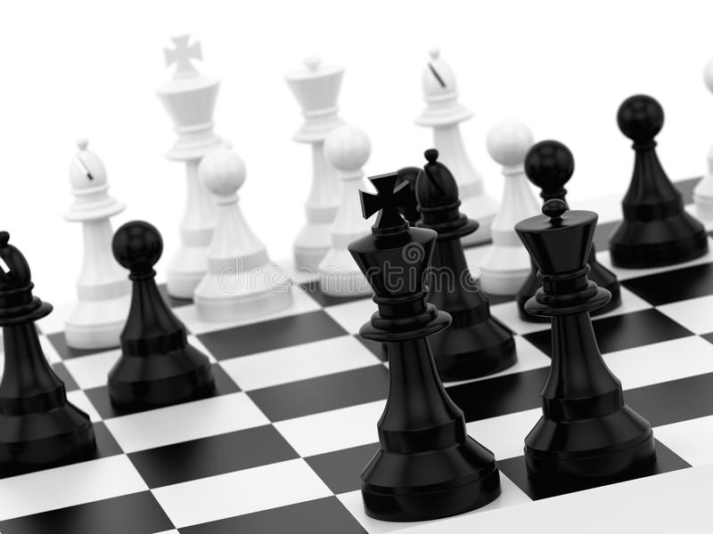 Download Chess Royalty Free Stock Images - Image: 25073809