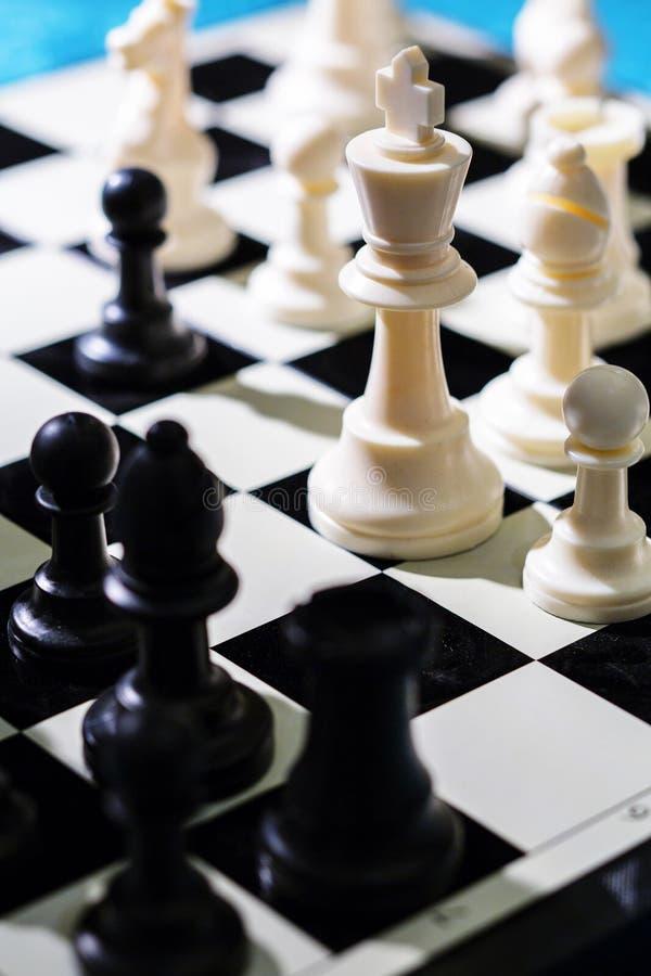 Chess-4 стоковые фотографии rf