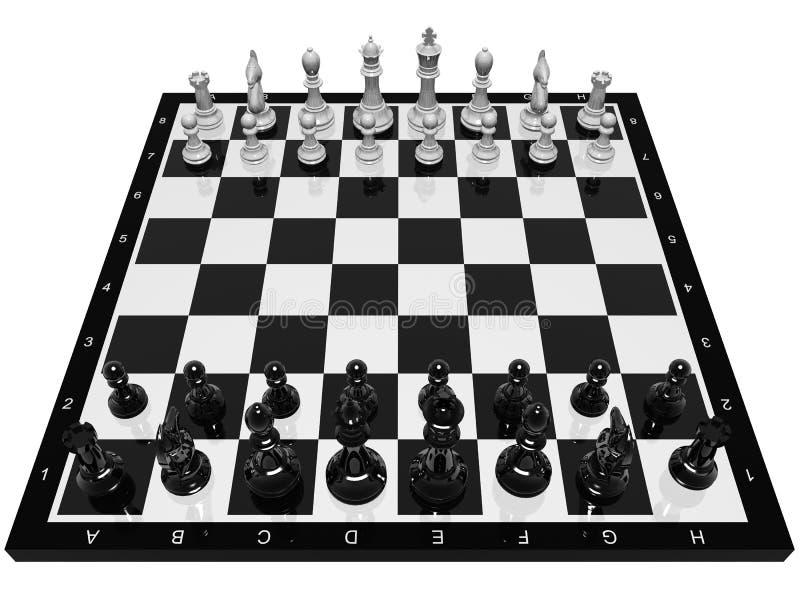 Chess vector illustration