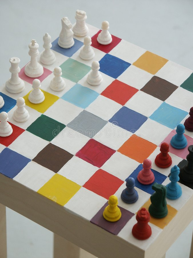 Download Chess stock photo. Image of desk, checkmate, checkerboard - 462540