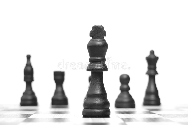 Download Chess stock photo. Image of challenge, pieces, chessboard - 7107496