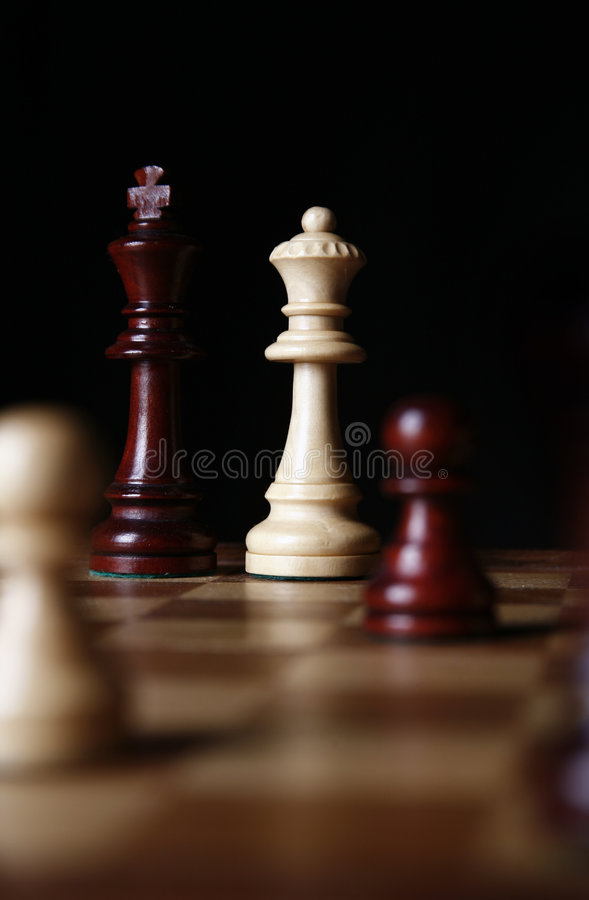 Download Chess stock photo. Image of competition, queen, players - 855750