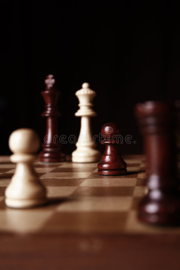 Download Chess stock image. Image of pastime, queen, chess, tactics - 855751