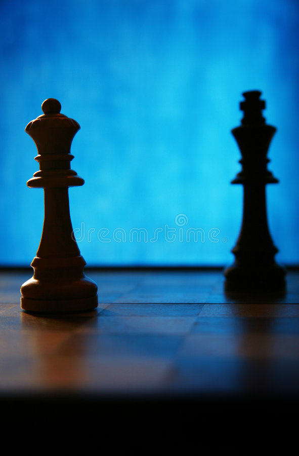 Download Chess stock image. Image of team, tactics, wooden, king - 855765