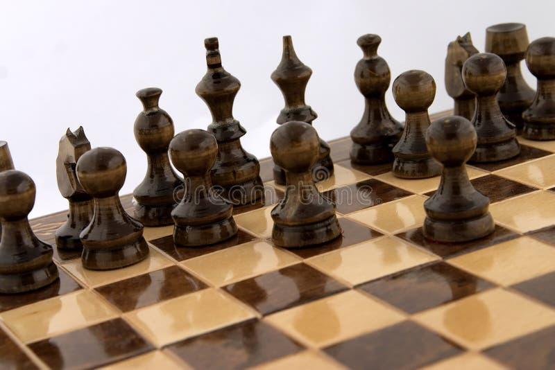 Chess Atack Stock Photos