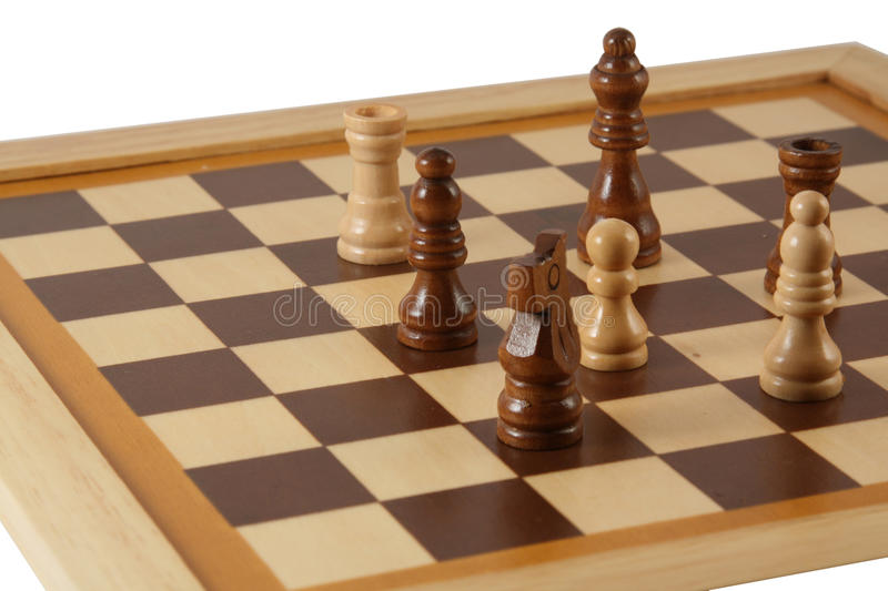 Download Chess board stock image. Image of fight, board, decision - 14127049