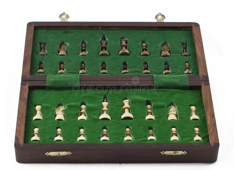 Download Chess board stock image. Image of design, carved, white - 24232307