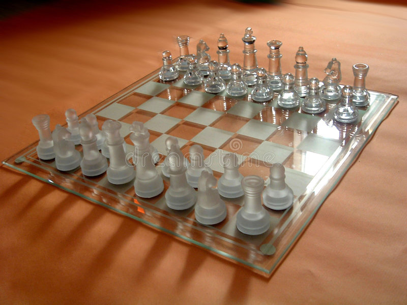 Download Chess board stock photo. Image of team, brain, reflection - 72958