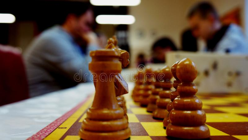 Chess Board Free Public Domain Cc0 Image