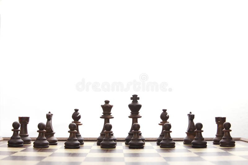 Download Chess board stock image. Image of board, start, chess - 9658585