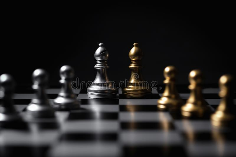 Business strategy concept royalty free stock photography