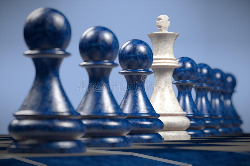 Chess: different stock photography