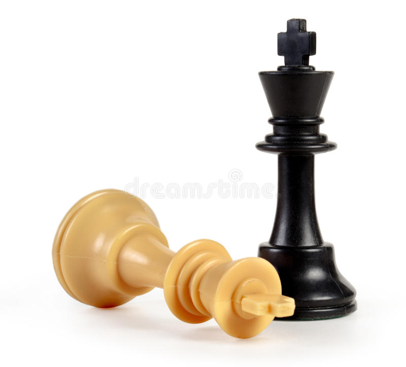 Chess figure royalty free stock images