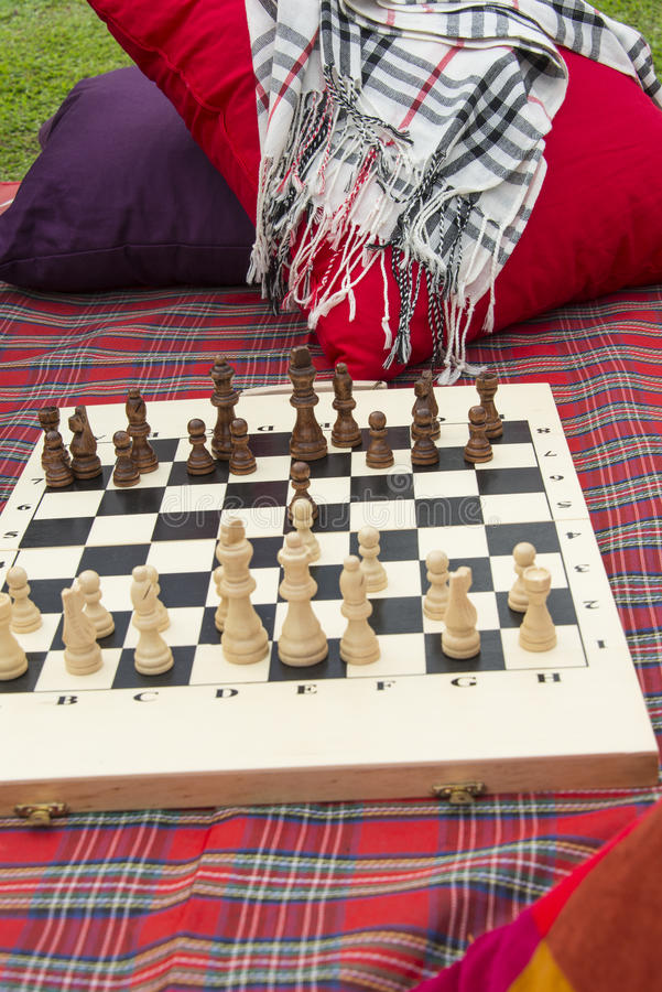 Download Chess Game stock photo. Image of carpet, chess, game - 27008868