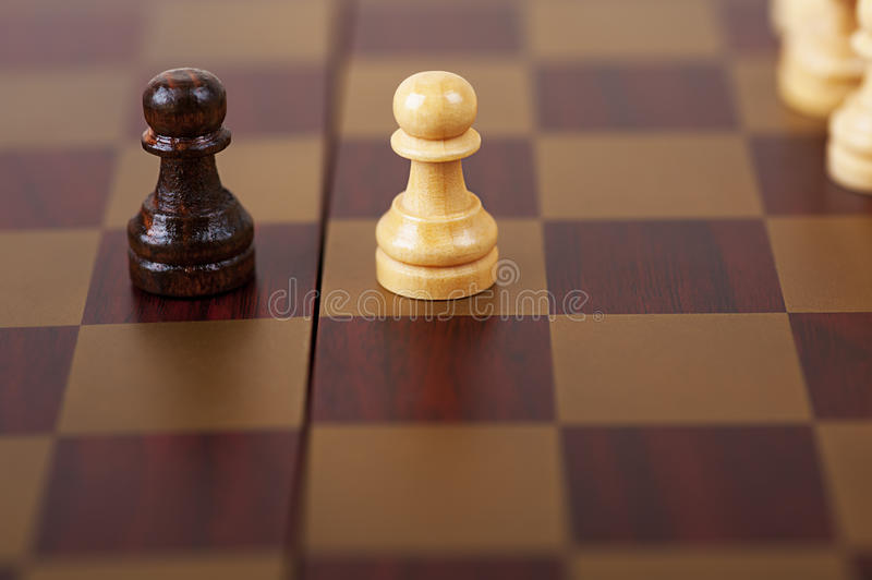 Download Chess game stock photo. Image of game, leadership, crown - 27175344