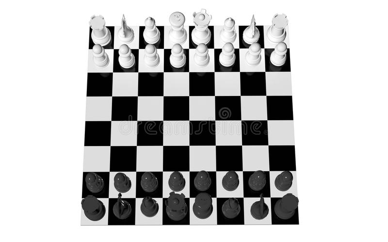 Download Chess game board stock image. Image of order, individual - 29402349
