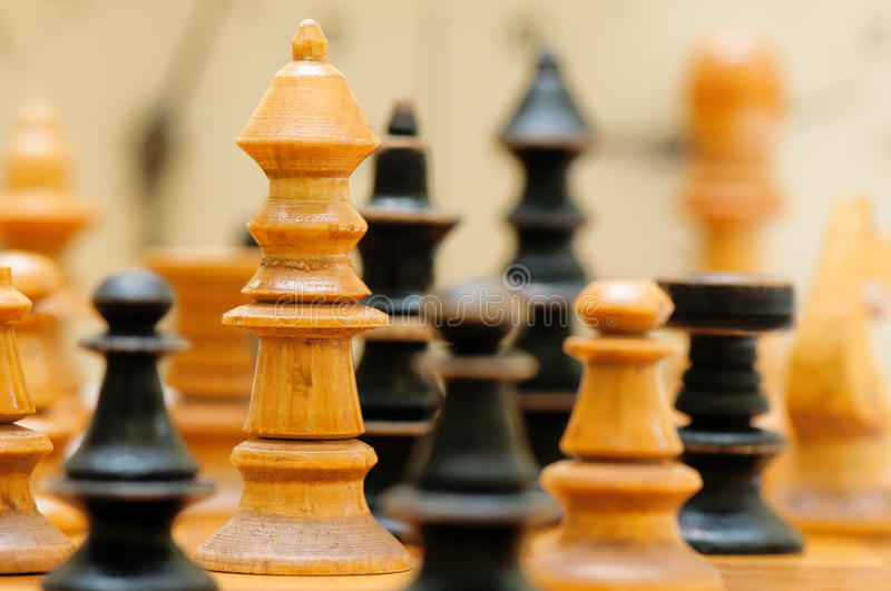Download Chess Game Figures Stock Image - Image: 28387351