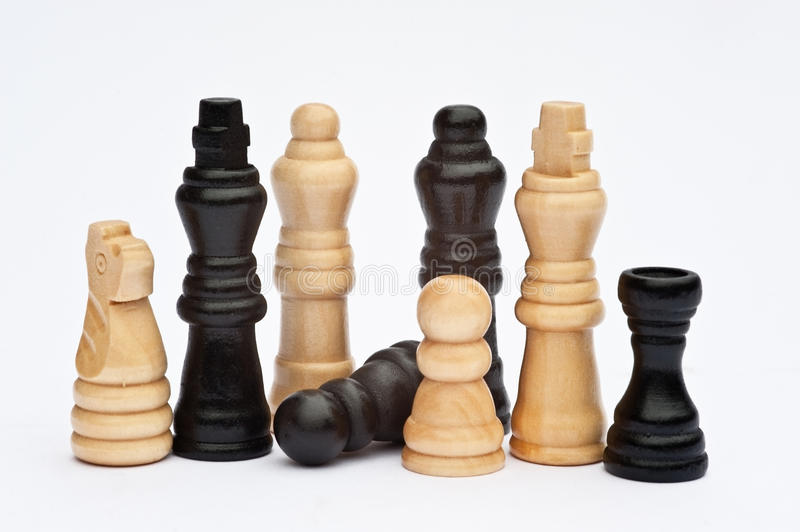 Download Chess Game Of Strategy Business Concept Stock Image - Image: 23955593