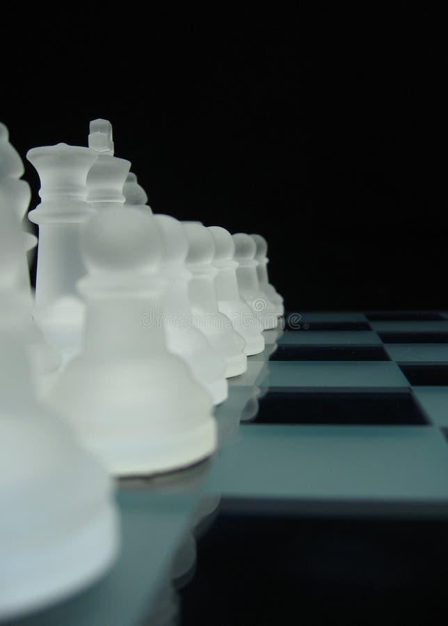 Chess II stock photos