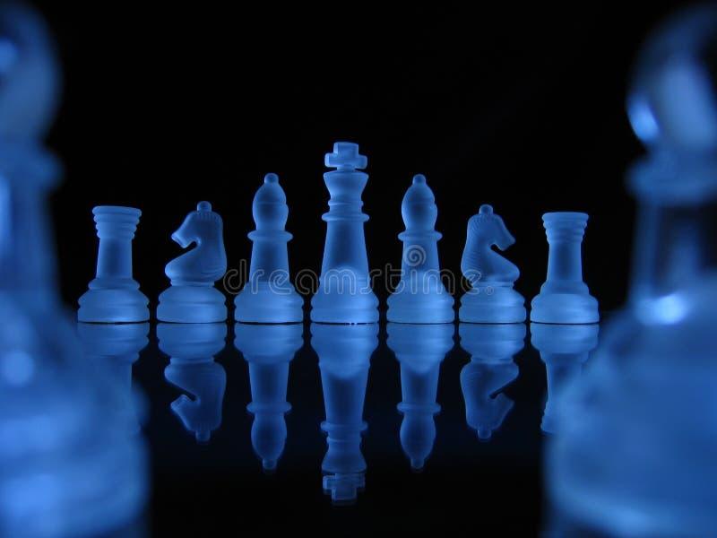Chess III stock photos