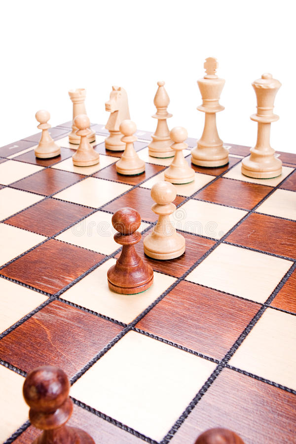 Download Chess Isolated Stock Photography - Image: 10611652