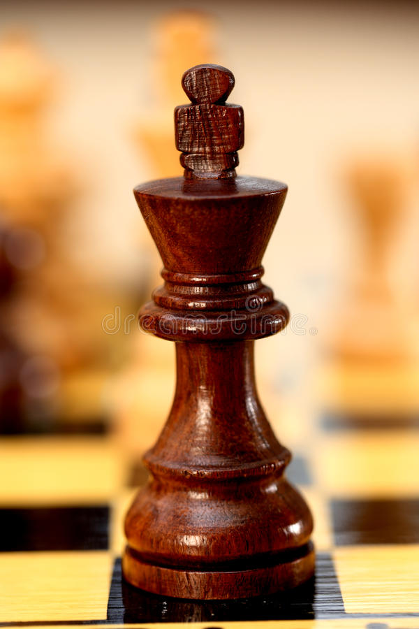 Download Chess king stock photo. Image of planning, enjoyment - 21193528