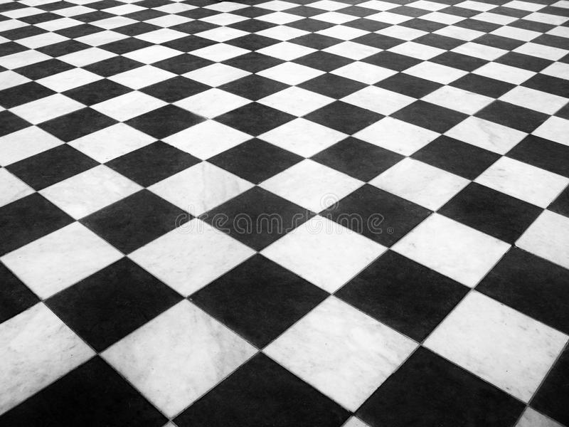 Chess Marble Floor Stock Image. Image Of Classic, Nobody