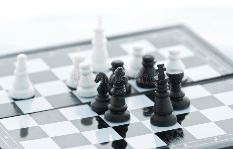 Download Chess match stock photo. Image of board, player, chessboard - 22508102