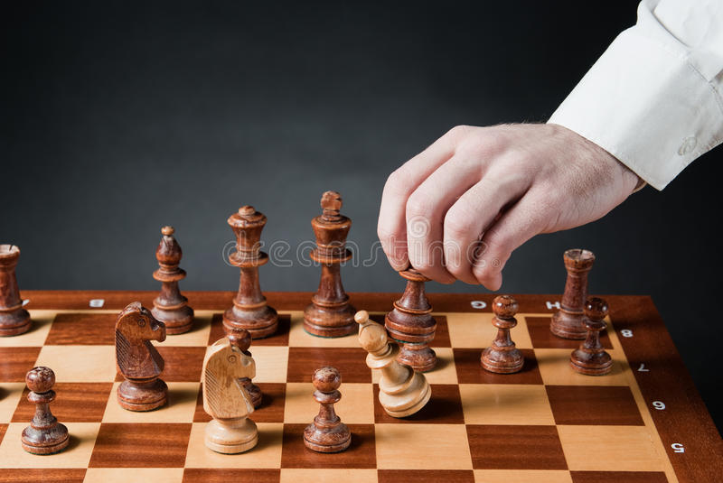 Download Chess move stock image. Image of action, board, piece - 19979355