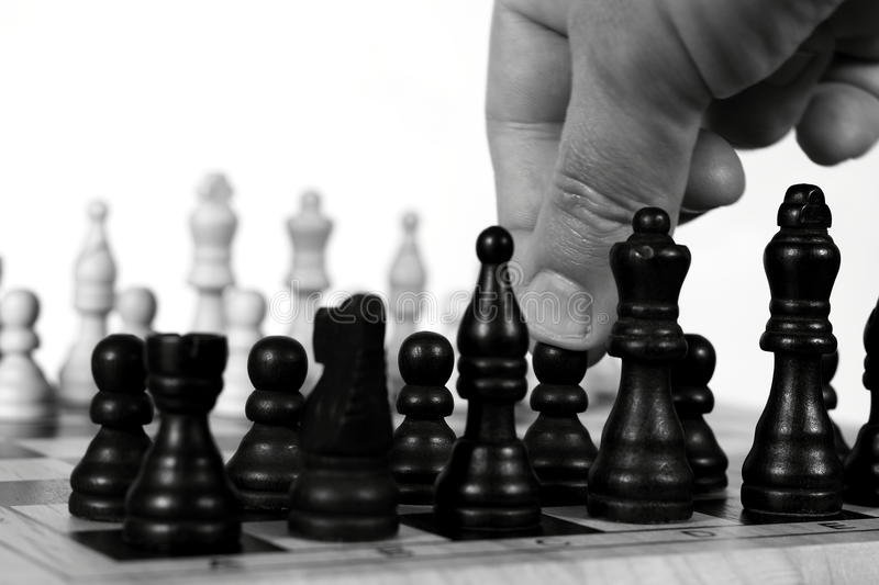 Download Chess Move A Stock Photography - Image: 25945472