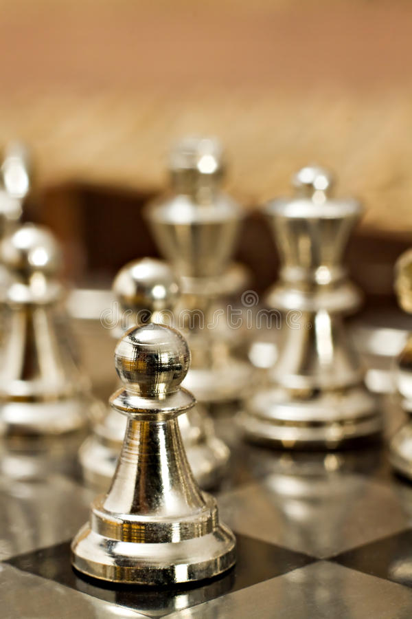 Download Chess (Pawn) stock photo. Image of king, rules, queen - 22456496