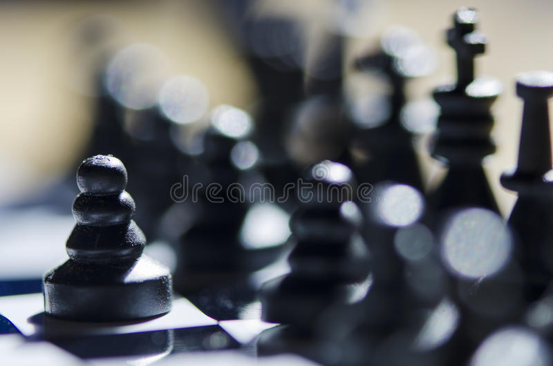 Download Chess Pawn stock image. Image of checkmate, piece, tactic - 27705055