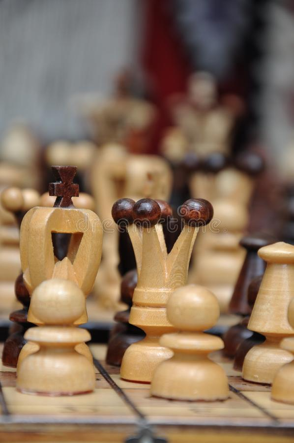 Download Chess pieces stock photo. Image of army, king, objectives - 14086926
