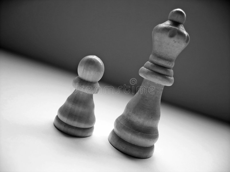 Download Chess Pieces 2 Royalty Free Stock Photography - Image: 182047