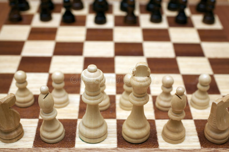 Download Chess pieces stock image. Image of power, decision, army - 20002623