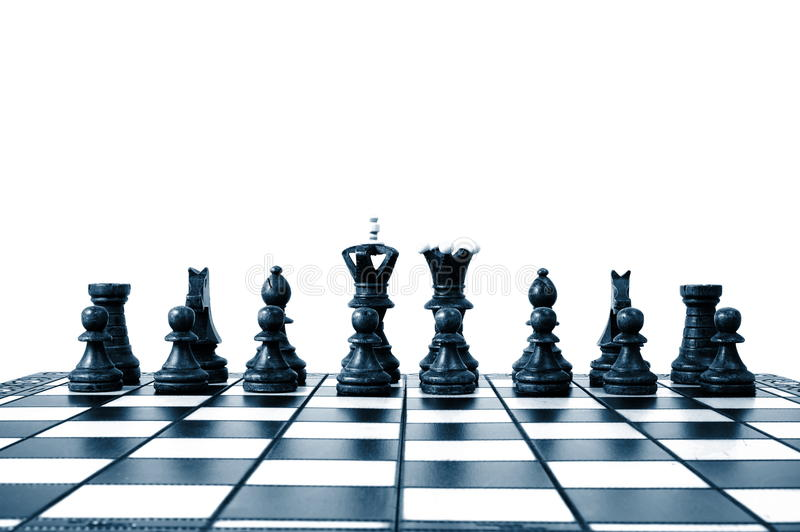 Download Chess Pieces Royalty Free Stock Photo - Image: 9387245