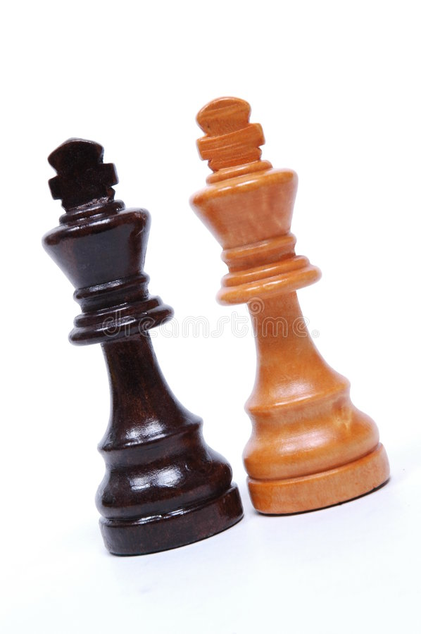 Free Chess Pieces Stock Image - 983271
