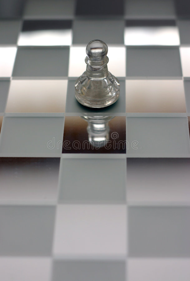 Download Chess scene Pawn stock photo. Image of business, economy - 109518