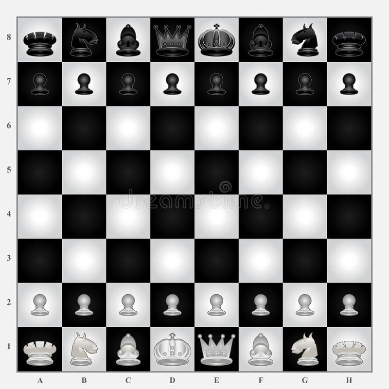 Free Chess Set Stock Photos - 30374803