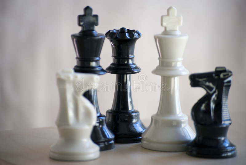 Download Chess Set Royalty Free Stock Images - Image: 4421979