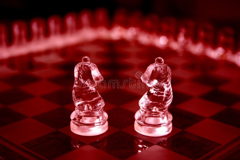Download Chess Sets stock image. Image of chess, board, crystal - 221403