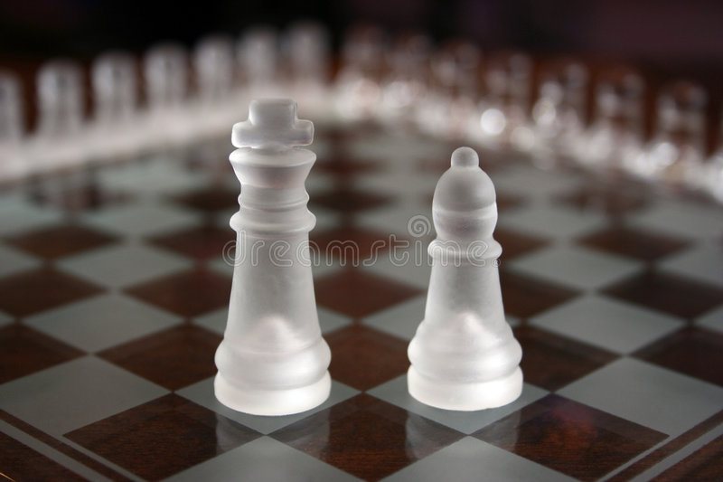 Download Chess Sets stock photo. Image of king, matte, grey, tournament - 222816