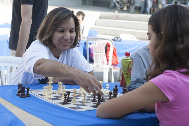 Chess Tournament Marathon Editorial Stock Image