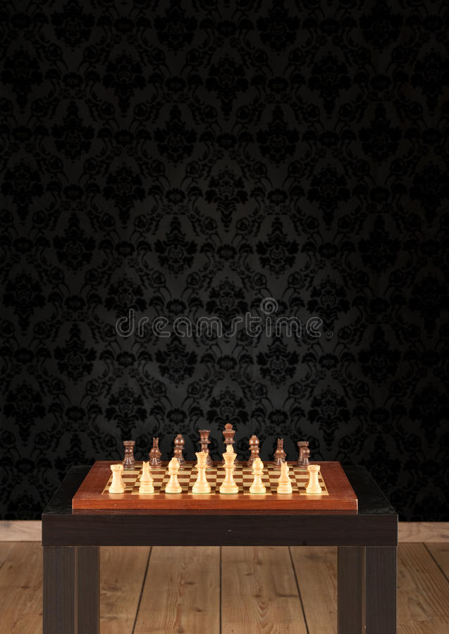 Download Chessboard stock photo. Image of strategy, white, competition - 22927440