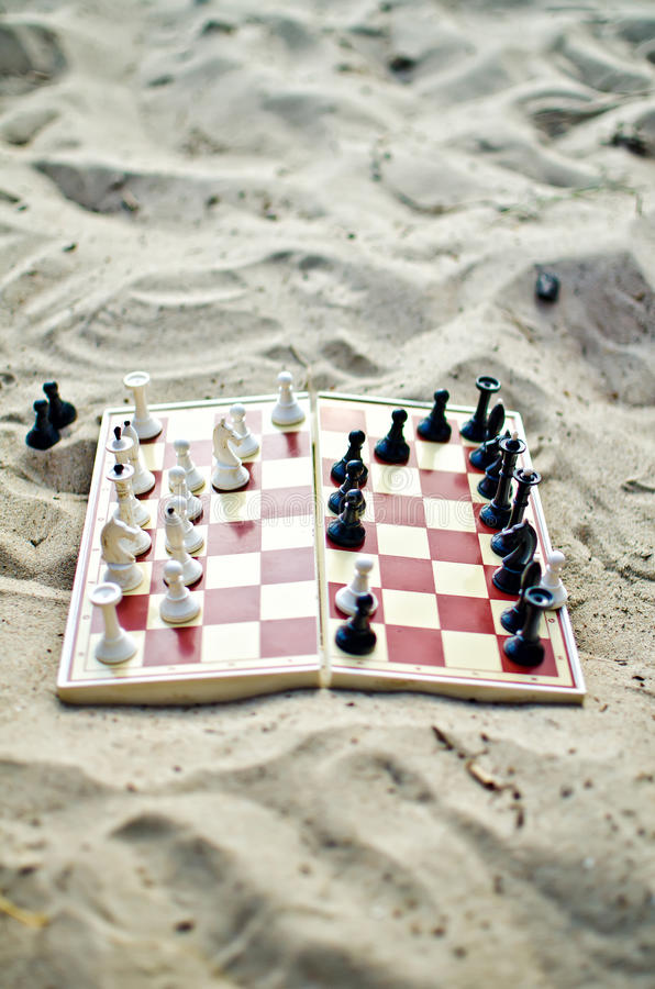 Download Chessboard stock photo. Image of strategy, competition - 25993920