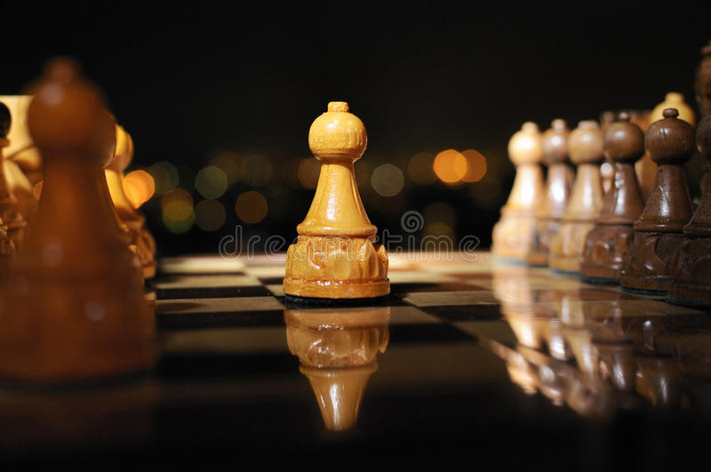 Chessboard 5 royalty free stock photography