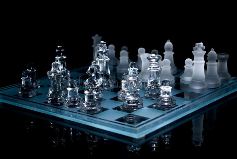 Download Chessboard stock image. Image of springer, checkmate, figures - 5694405