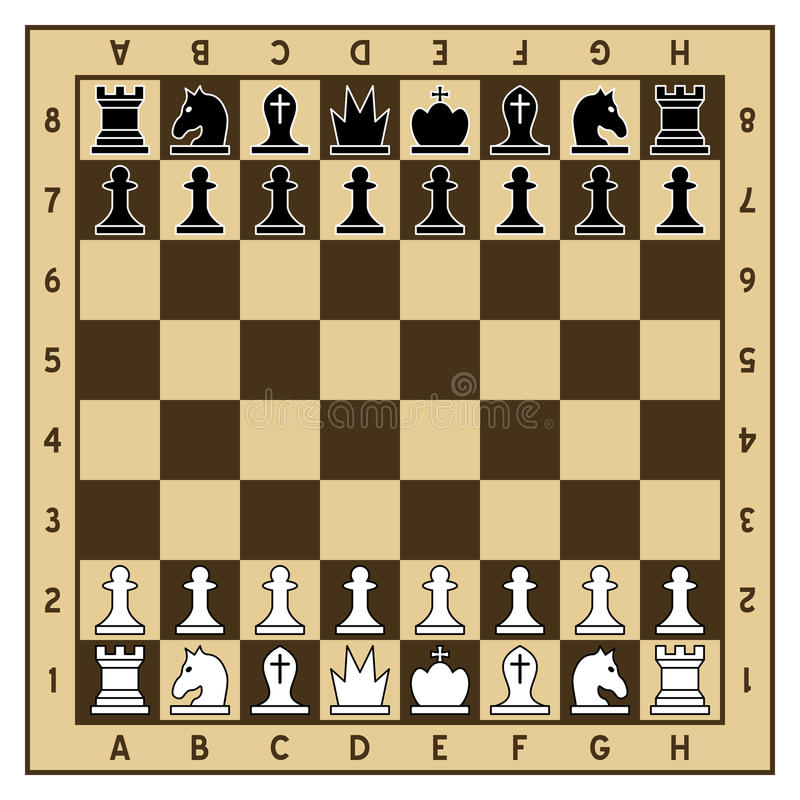 Free Chessboard And Chess Pieces Stock Photos - 21637523