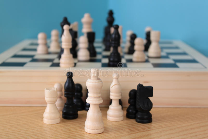 Download Chessboard stock photo. Image of hobbies, challenge, business - 30926052